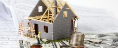 build house and money