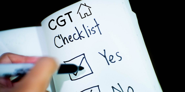 CGT checklist