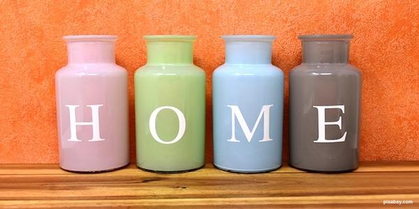 home vases