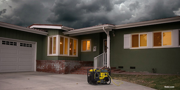 generator, home