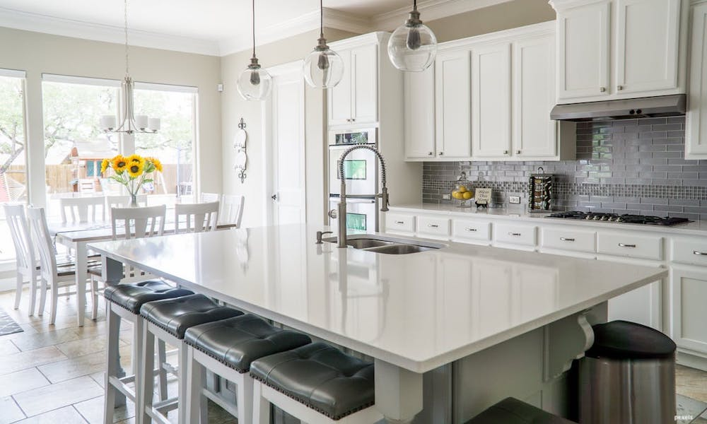 7 Modern Small Kitchen Design Trends 2020 Edition Propertytalk